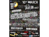 Noise Idea Music presents a Night of Ska Punk & Pop Punk @ The Tavern, Horley, 10th March