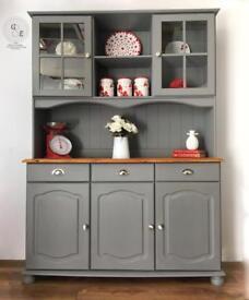 Grey Welsh dresser
