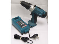 MAKITA 8414D MXT 3 Speed Cordless Percussion Driver Drill & Charger