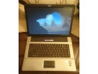 HP Compaq 6720s 15.4'' Laptop Widescreen 4GB RAM Windows 10 Wifi Bluetooth Cheap