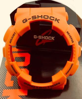 Casio G-Shock Original Watch Bezel Case for GA-100L-4ACR GA-100 GA-110 Orange for sale  Chula Vista