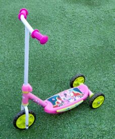 Childs Disney Scooter