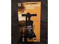 "Air Hammer Inflation Pump 40cm 16"""