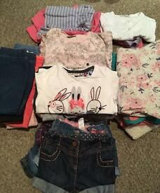 Girls Clothes Bundle 3-4yrs