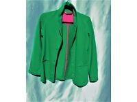 HAVE FUN Ladies Suit Jacket/Blazer (UK SIZE 8)