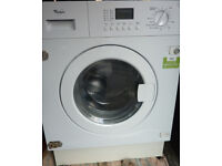 WHIRLPOOL INTERGRATED WASHER DRYER- EXCELLENT CONDITION