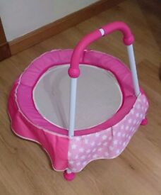 Chad valley toddlers trampoline