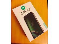"New Boxed Motorola Moto G4 Play White 5"" 16GB 4G Unlocked mobile phone"