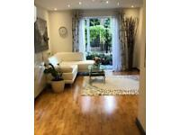 1 bed Gff with 2 balconies for 2/3 bed