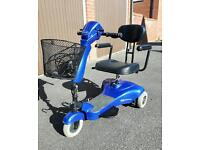 Invacare Mobility Scooter Electra 4 mph Collapsable