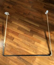 Brand New Hanging Kitchen Rail