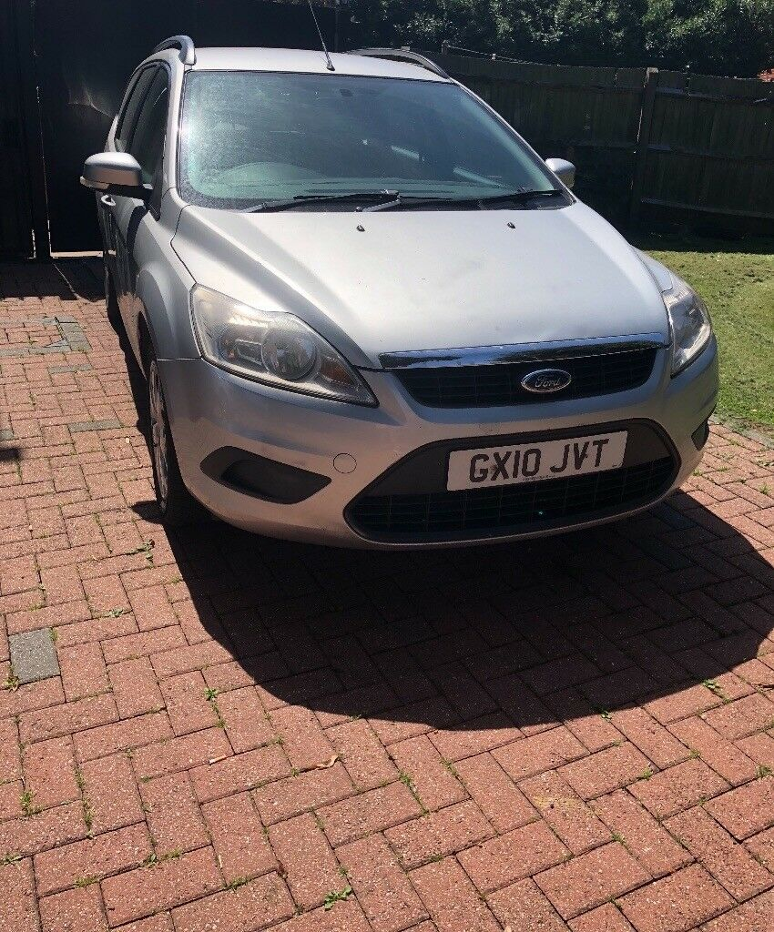 Ford Focus 10 Plate
