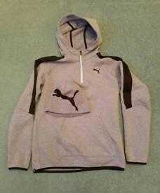 Cap and jacket Puma M