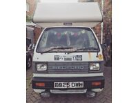 Bedford Bambi Rascal Camper Van
