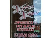 10% Off Wash, Cut & Blowdry and 10% Off all colour services at The Kuttin Krew.
