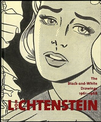 ROY LICHTENSTEIN Black & White Drawings 1961-1968 HC Book 2010 BRAND NEW WRAPPED