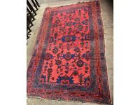 Vintage Persian Rug (Reduced Price)