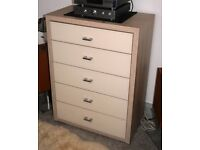Dreams Five Drawer & Three Drawer Chests