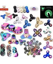 Fidget Spinners Hand Spinners Full Range back in stock Now!!!