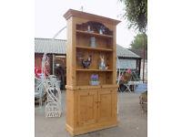Rustic Solid Pine Welsh Dresser