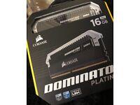 Corsair 16GB Dominator Platinum Ram - New