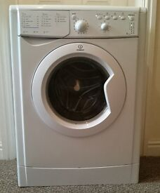 In Bideford A Slimline Indesit 6kg 1100 spin Energy 'A' Rated Washing Machine