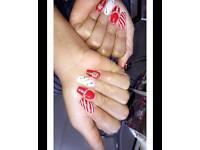 Acrylic/Gel Nails £10
