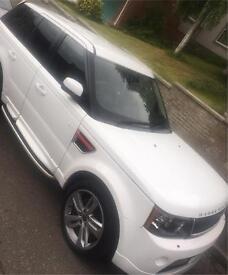 Range Rover Sport, 2012 Autobiography facelift, Fuji white respray, Full MOT, 128k, 2.7 Diesel 2006