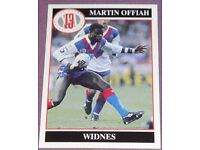 Merlin Rugby League Trading Cards