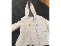 Zara coat age 3/4