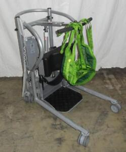 Handicare Minilift 200 Standing Rising Sit to Stand Patient Resident Lift 2012