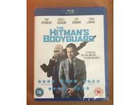 The Hitmans Bodyguard Blu-ray DVD brand new