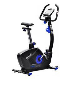 Reebok exercise bike - GB60 model (cost £499.99 new)