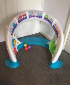 Fisher price smart touch playset