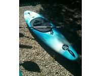 Perception Arc Kayak / Canoe - Paddle and Spraydeck