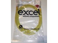 Cat5e Network Patch Cables for Gaming PC Console IPTV Box - 1M or 3M Lengths