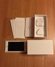 For Sale: Apple iPhone 6 Plus 64GB White/ Space Grey Immaculate Condition.