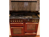 Rangemaster Leisure 110 Gas Cooker