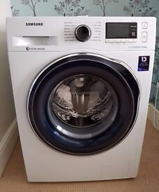 NEW SAMSUNG 8kg washing machine - WW80J6410CW Freestanding A+++