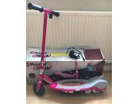 Razor Electric Scooter - Pink