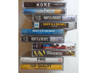CLEARANCE - Any 2 tapes for £10 - RARE Rap/ Hip-Hop tapes in Near Mint condition [Free UK Postage]