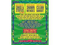 Sundown Festival. 2 Day Weekend Ticket - Saturday 1st - Sunday 2nd September
