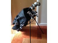 SET OF DUNLOP 65i GOLF CLUBS