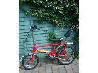 Chopper bike Raleigh