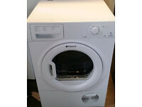 7kg load, HOTPOINT TCFM70C Condenser Tumble Dryer for Sale!!!