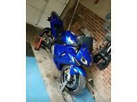 Honda CBR600RR 04 (reg 05)