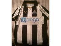 Men's Newcastle Home Shirt 2016/17