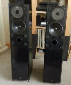 Royd abbot floorstanding speakers