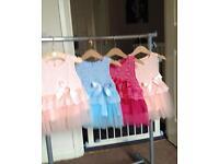 Gorgeous Baby Girl Dresses (New) £5 each