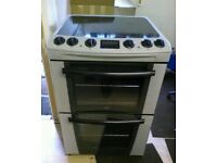 ZANUSSI ELECTROLUX FREE STANDING 60cm ELECTRIC COOKER EXCELLENT CONDITION